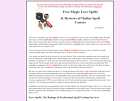 Real Magic Spells Words