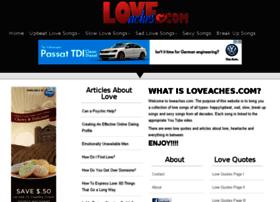 loveaches.com