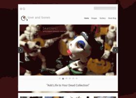 loveandbones.com