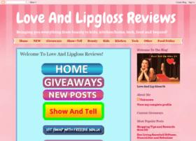 loveandlipgloss14.blogspot.ca