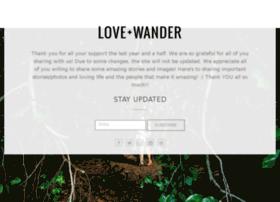 loveandwander.com