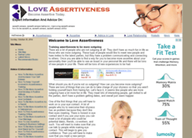 loveassertiveness.com