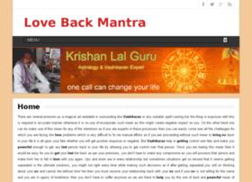 lovebackmantra.com