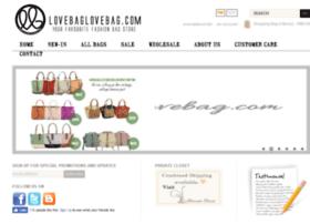 lovebaglovebag.com
