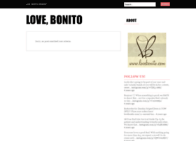 lovebonito.wordpress.com