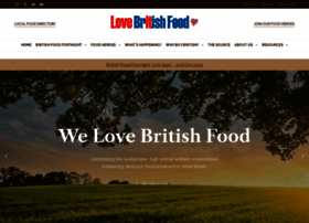 lovebritishfood.co.uk