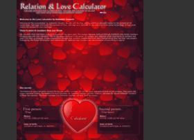 lovecalculator.cc