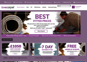 lovecarpet.co.uk