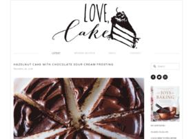 lovecommacake.com
