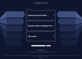 lovefactory.co