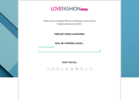 lovefashion.co.uk
