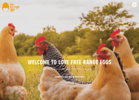 lovefreerangeeggs.co.uk