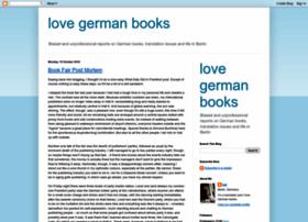 lovegermanbooks.blogspot.de