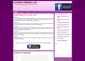 loveguru.50webs.com