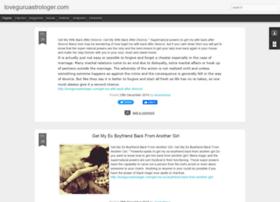 loveguruastrologer.blogspot.in