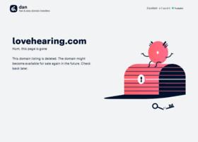 lovehearing.com
