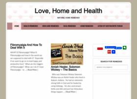 lovehomeandhealth.com