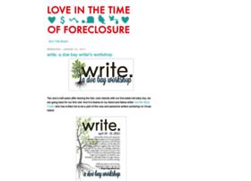 loveinthetimeofforeclosure.blogspot.co.uk
