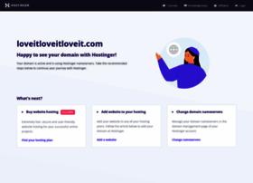 loveitloveitloveit.com