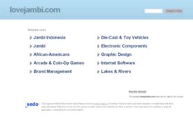 lovejambi.com