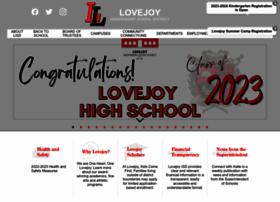 lovejoyisd.net