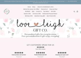 loveleighgifts.com
