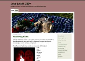 loveletterdaily.com