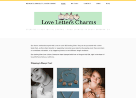 loveletterscharms.com