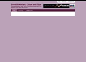 lovelifeonline.blogspot.com