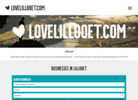 lovelillooet.com