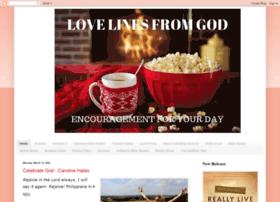 lovelinesfromgod.blogspot.com