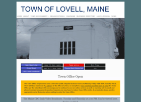 lovellmaine.us