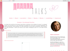 lovely-talks.blogspot.de