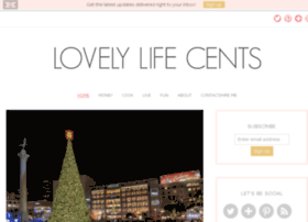 lovelylifecents.com