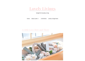 lovelylivings.com