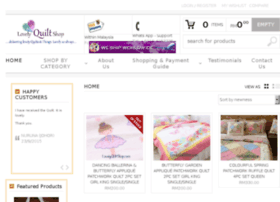 lovelyquiltshop.com