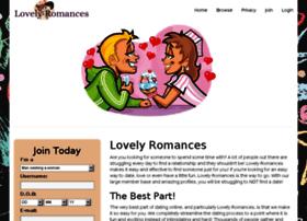 lovelyromances.com