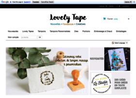 lovelytape.com