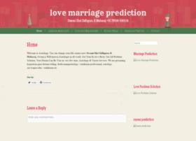 lovemarriageprediction.wordpress.com