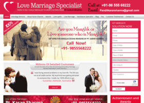 lovemarriagespecialist.com