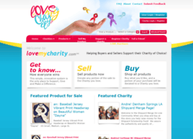 lovemycharity.com
