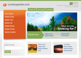 lovemygarden.com