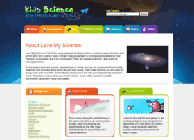 Lovemyscience.com