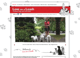 loveonaleash.ca