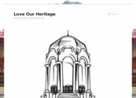 loveourheritage.org