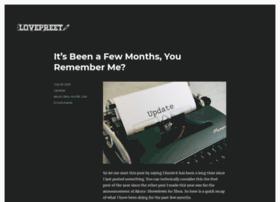 lovepreet.com