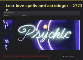 lovepsychicastrologer.com