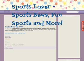 loverforsports.blogspot.in