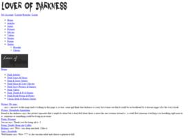 loverofdarkness.net