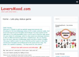 loversmood.com